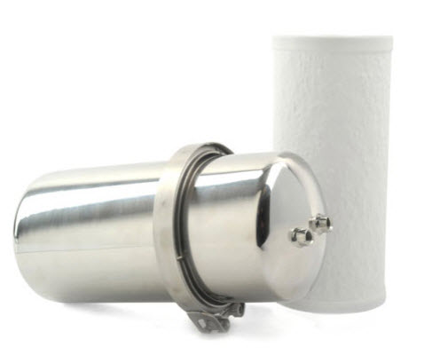 Counter Top or Under Counter Water Filter